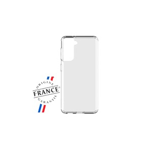 MUVIT FOR FRANCE COQUE SOUPLE TRANSPARENTE: SAMSUNG GALAXY S21