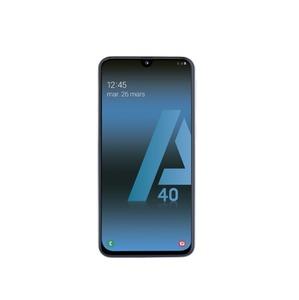 A40 DS WHITE SMARTPHONE