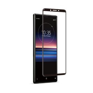 VERRE TREMPE INCURVE+ APPLICATEUR: SONY XPERIA 5