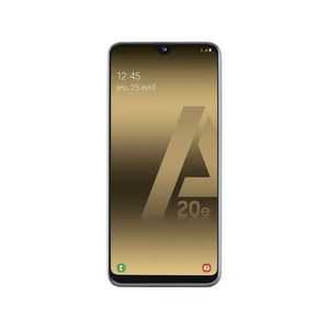A20E DS BLANC SMARTPHONE