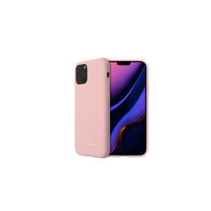COQUE SMOOTHIE ROSE: APPLE IPHONE 11 PRO