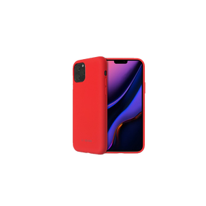 COQUE SMOOTHIE ROUGE: APPLE IPHONE 11 PRO