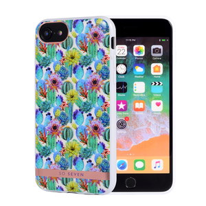 COQUE MEXICO CACTUS BLEU: APPLE IPHONE 6/7/8