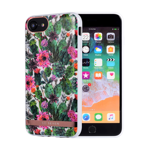 COQUE MEXICO FLEUR ROSE: APPLE IPHONE 6/7/8