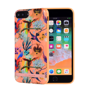 COQUE PHUKET PARROT ORANGE: APPLE IPHONE 6+/7+/8+
