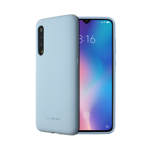COQUE SMOOTHIE ICE BLUE: XIAOMI MI 9