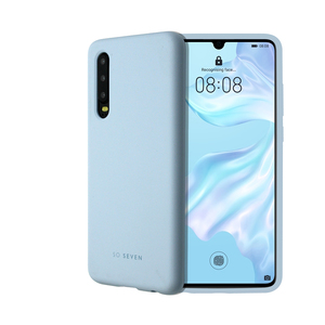 COQUE SMOOTHIE ICE BLUE: HUAWEI P30
