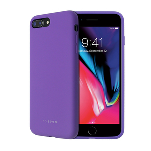 COQUE SMOOTHIE ULTRA VIOLET: APPLE IPHONE 7+/8 +