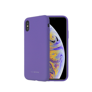 COQUE SMOOTHIE ULTRA VIOLET: APPLE IPHONE X/Xs