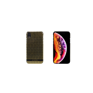 COQUE PARIS ARCHE NOIR/OR: APPLE IPHONE XR