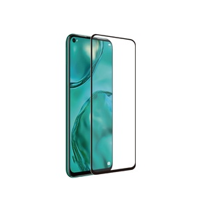 TIGER GLASS PLUS VERRE TREMPE ANTIBACTERIEN : HUAWEI P40 LITE 5G