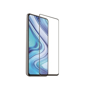TIGER GLASS PLUS VERRE TREMPE ANTIBACTERIEN: XIAOMI REDMI NOTE 9