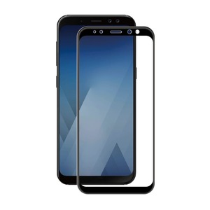 TIGER GLASS VERRE TREMPE INCURVE: SAMSUNG GALAXY A8 2018