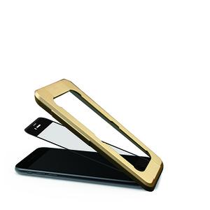 TIGER GLASS PLUS VERRE TREMPE FRAME NOIR: APPLE IPHONE 6+/6S+/7+/8+