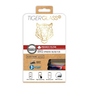 TIGER GLASS PLUS VERRE TREMPE CONFIDENTIEL: APPLE IPHONE 6/6s/7/8