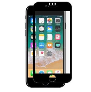 TIGER VERRE TREMPE INCURVE DEDIE MACHINE FRAME NOIR: IPHONE 6/7/8+
