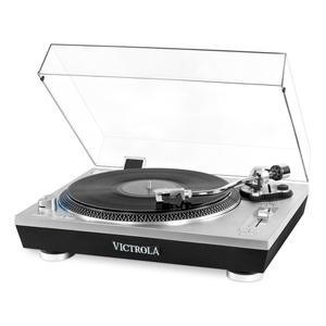 PRO PLATINE VINYLE AUTOMATIQUE BLUETHOOT USB - VINYLE À MP3