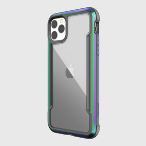 DEFENSE SHIELD FOR IPHONE 11 - IRIDESCENT