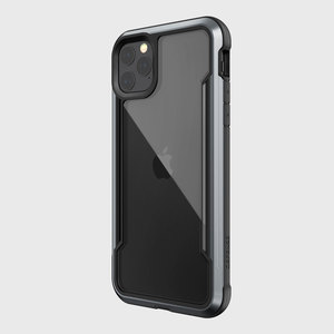 DEFENSE SHIELD FOR IPHONE 11 PRO MAX - BLACK
