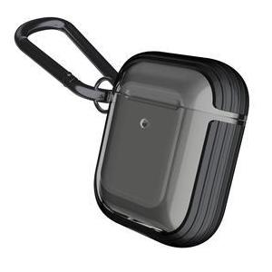 DEFENSE CLEAR FOR AIRPODS BLACK