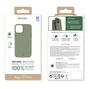 Muvit Change MUVIT FOR CHANGE COQUE BAMBOOTEK MOSS: APPLE IPHONE 12/12 PRO