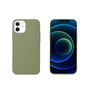 My Way MYWAY COQUE COLORED TPU VERT IPHONE 12 MINI