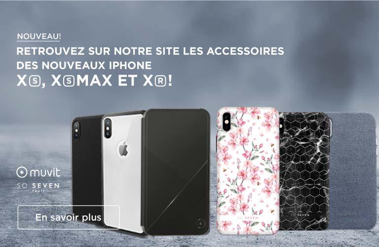 mobile Accessoires nouveaux iPhone