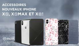 Accessoires nouveaux iPhone