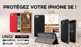Protégez votre iPhone SE