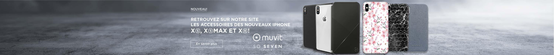 grande image Accessoires nouveaux iPhone