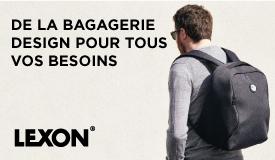 Lexon bagagerie