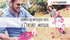 Frisbee musical ledwood