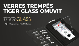 Muvit tiger glass