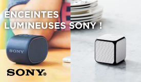 Ascendeo x Sony speakers