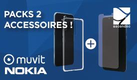 Accessoires nouveaux Nokia