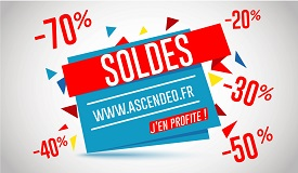 Soldes hiver promotions