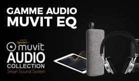 Muvit eq : accessoires audio muvit